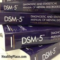 Dissociative Identity Disorder (DID) DSM-5 Criteria