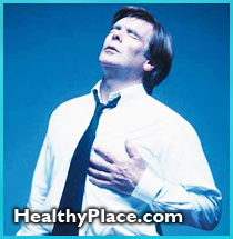 Panic attacks in men often go undiagnosed because the symptoms mimic a heart attack. Men also resort to self-treatment of the problem with alcohol.