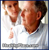 Mania in the elderly occurs in bipolar patients who get older or elderly patients with pre-existing depression or who first present mania.