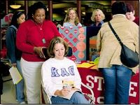 College therapists say they're seeing more kids asking for help for bipolar disorder, depression, threatening suicide, and other psychological problems. A Stress-Free Zone at Ball State University.