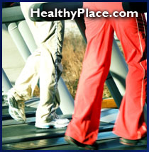 Compulsive exercising and eating disorders are related. Details on compulsive exercise,over-exercise.