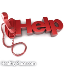 Suicide Hotline Phone Numbers