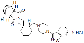 Latuda Chemical Structure