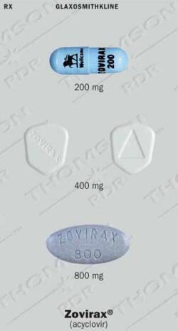 Zovirax Acyclovir Patient Information Psychiatric