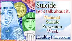 Suicide: Let's Talk About It