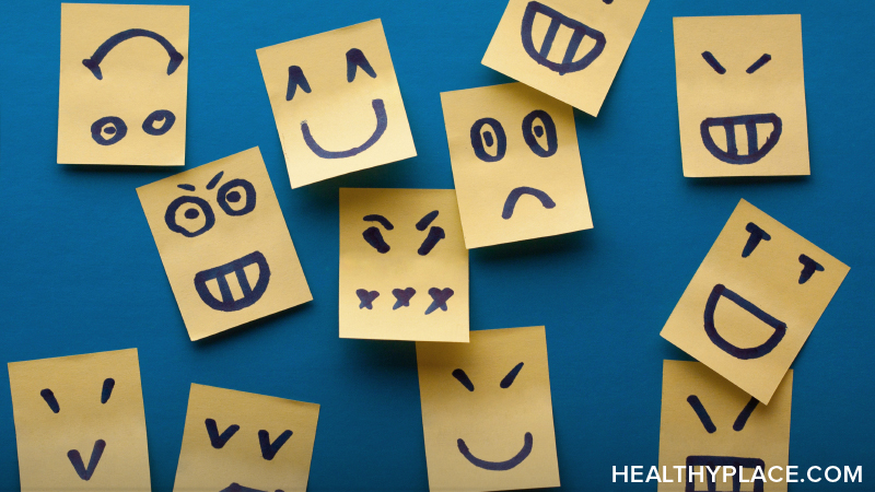 Describing confusing emotions can seem impossible. Learn how describing emotions can actually improve our mental health at HealthyPlace