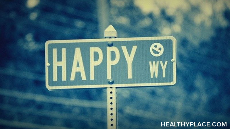 Is happiness real? Learn more about happiness and how to achieve happiness at HealthyPlace