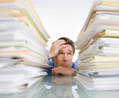 Mental Health Professionals: Stressed and Worn Out?