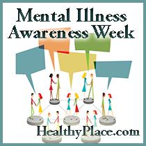Perfect Time for Mental Illness Awareness Week