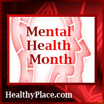 Why Do We Need A Mental Health Month?