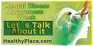 Mental Illness Awareness Week 2012