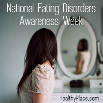 Significance of National Eating Disorders Awareness Week