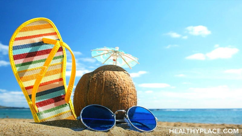 Who says summer is supposed to be stress-free? If you're stressed out, here are 3 helpful tips to reduce stress this summer. Read them on HealthyPlace.