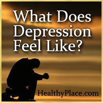 How Does Depression Feel To You?