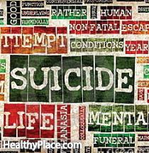 Suicide Facts, Suicide Statistics, Teen Suicide Statistics