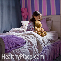 When Frightening News Leads To Young Children's Sleepless Nights