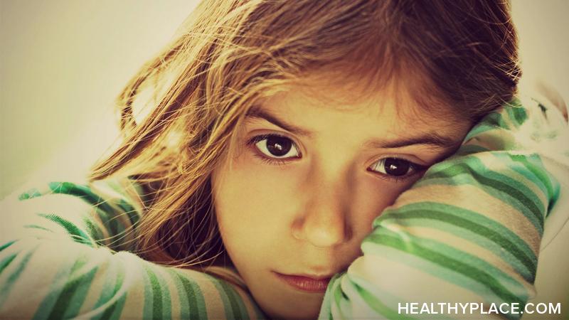 1 Anxiety in Children healthyplace