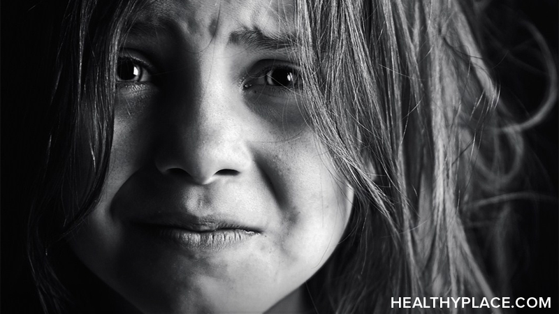 What is Psychological Abuse of a Child?