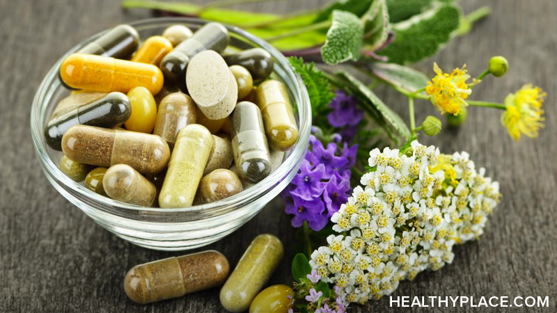 Natural Treatment for an Anxiety Disorder