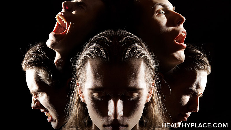 Auditory hallucinations are a key sign of schizophrenia. Find out what it's like hearing voices and having a visual hallucination.