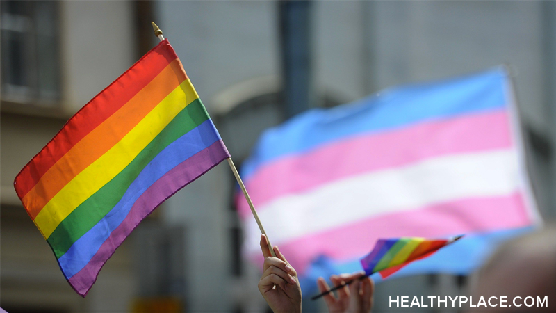 LGBT Youth and Mental Health Concerns