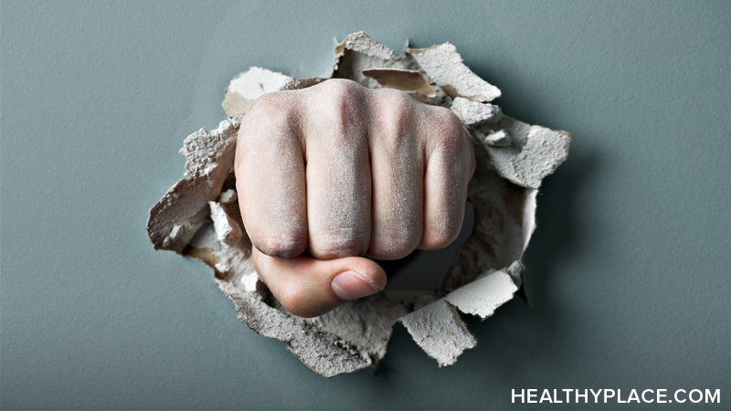Self-Harm in Adults: Self-Injury Not Limited to Teens