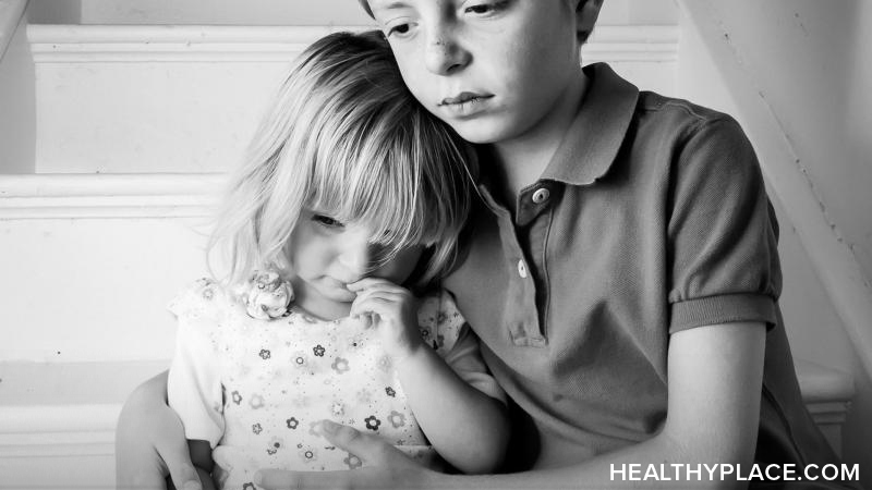 Physically Abused Children: Who Would Hurt A Child?