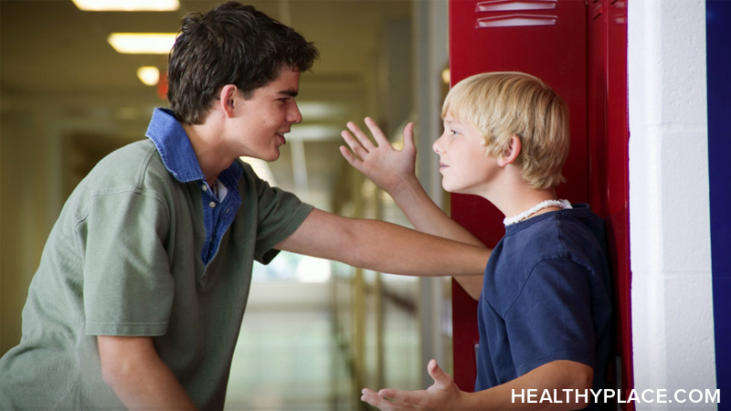 If your child is bullying other children, there are effective ways to deal with it.  Here's some help for parents who are worried that their child is a bully.