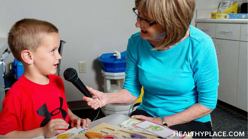 Phonological disorder refers to difficulty understanding the sound and speech rules of language.  Signs, causes, and treatment of phonological disorder.