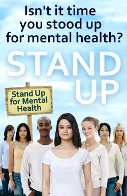 Join the Stand Up for Mental Health Campaign